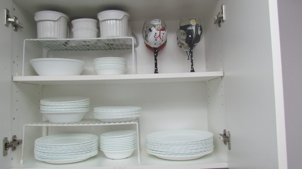 Dishes Included